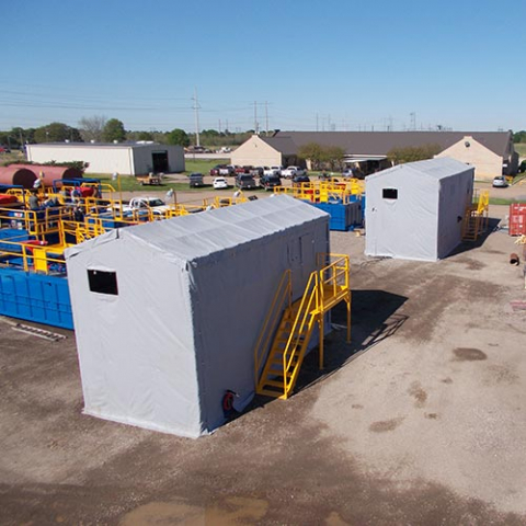 Tank & Skid Enclosures